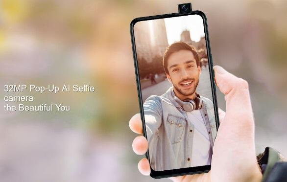 Tecno Camon 15 Pro Selfie Camera