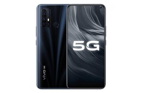 Vivo Z6 5G in Aurora Black color
