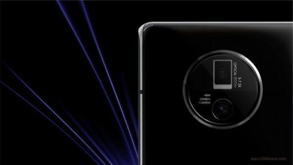 vivo apex 2020 rear camera