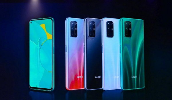 Honor 30S in Colours