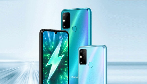 Honor Play 9A Cameras
