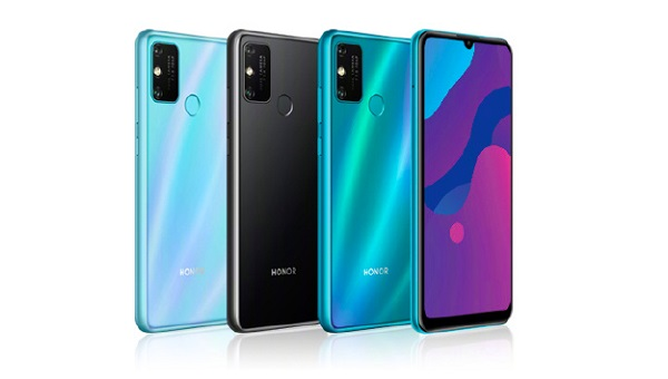 Honor Play 9A In Colours