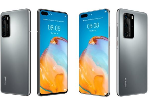 Huawei P40 and P40 Pro Specification Leaked Online