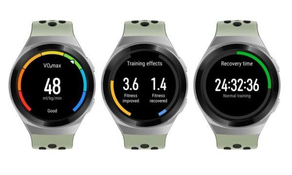Huawei Watch GT 2e with SpO2 sensor