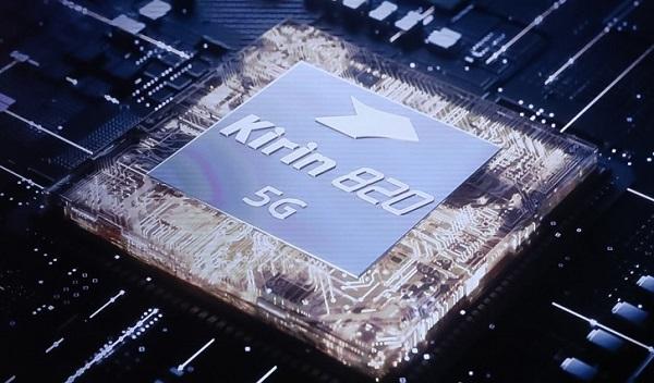 Kirin 820 5G Chipset