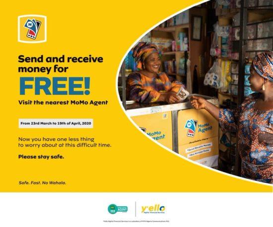 MTN free momo transfer