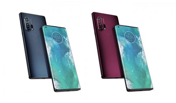 Motorola Edge+ in Colours