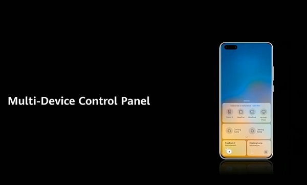 Multi-Device Control Panel