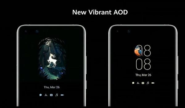 New Vibrant AOD