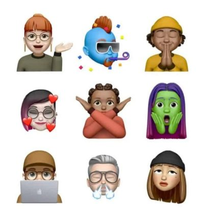 New emojis for iOS and iPadOS