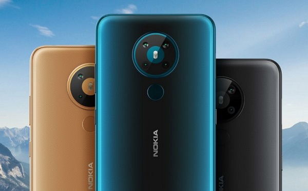 Nokia 5.3 In Colours