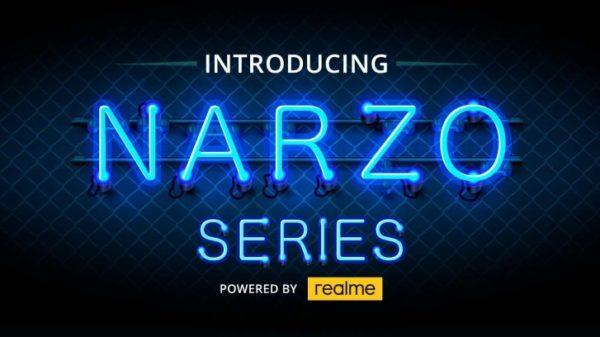 Realme Narzo 10 banner