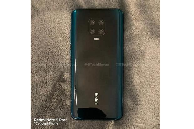 Redmi Note 9 Pro concept by 9TechEleven