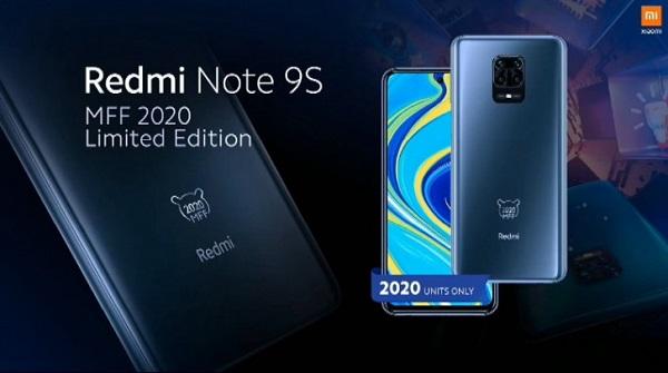 Redmi Note 9S MFF 2020