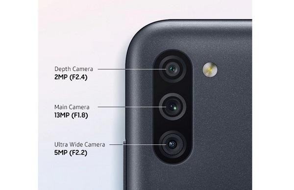 Samsung Galaxy M11 Rear Camera