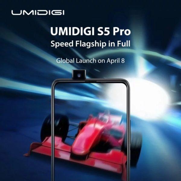 Umidigi S5 Pro leaks