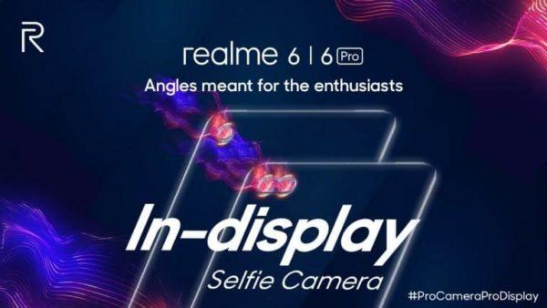 Realme 6 details