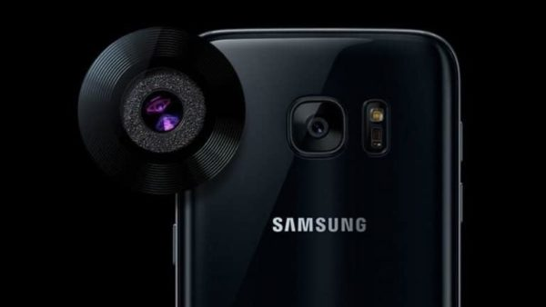 samsung galaxy s7 edge camera sensor