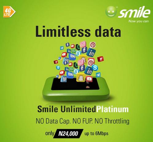 Smile unlimitedPlatinum Plan