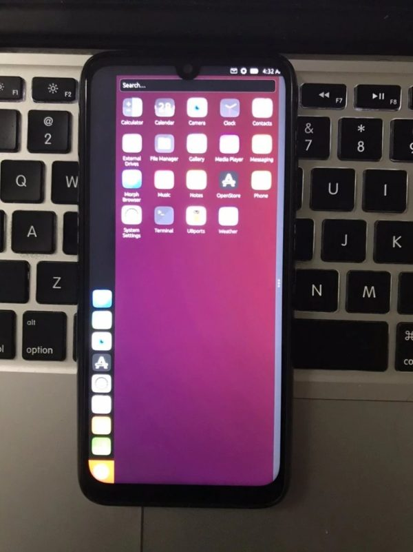 ubuntu touch on redmi note 7