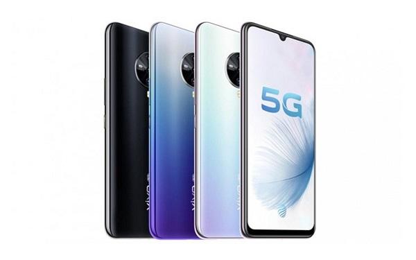 vivo S6 5G In Colours
