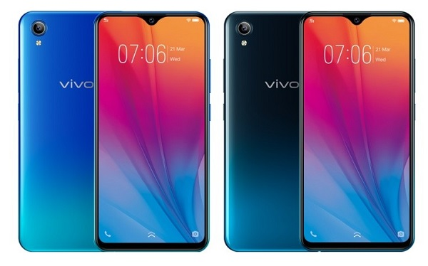 vivo Y91C 2020 in colours