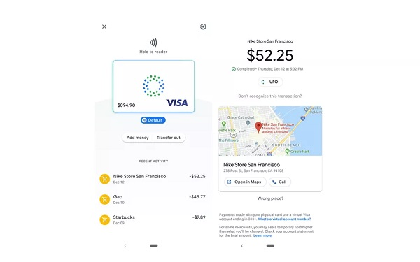 Google Working On Its Own Card.