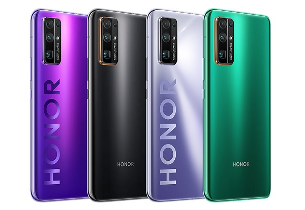 Honor 30 In Colours