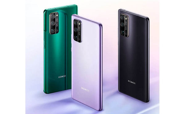 Honor 30 Pro Plus In Colours