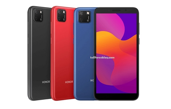 Honor 9S In colors