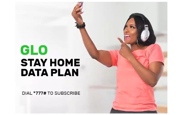 Glo Stay Home Data Plan Introduced