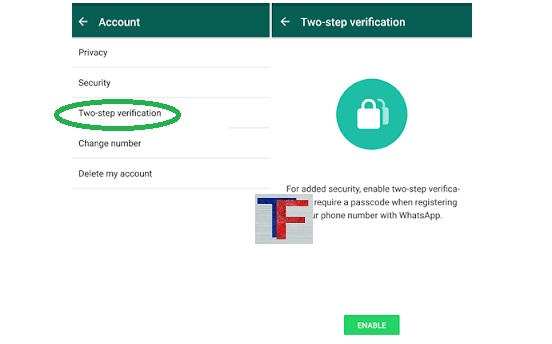 How To Activate Two Step Authentication (2FA) On WhatsApp