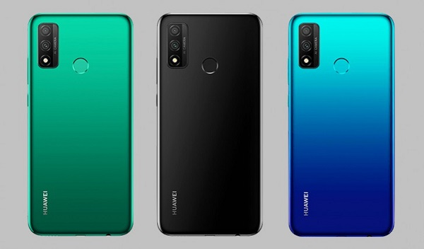 Huawei P Smart 2020 in colours