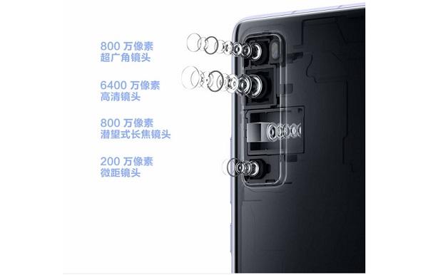 Huawei nova 7 Pro Rear Cameras