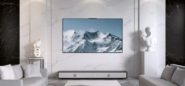 Huawei unveils its first OLED TV, the Vision X65 with 120Hz refresh rate
