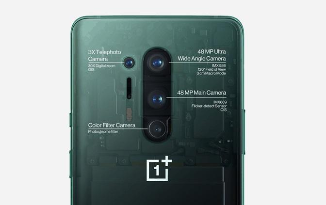 OnePlus 8 Pro Camera