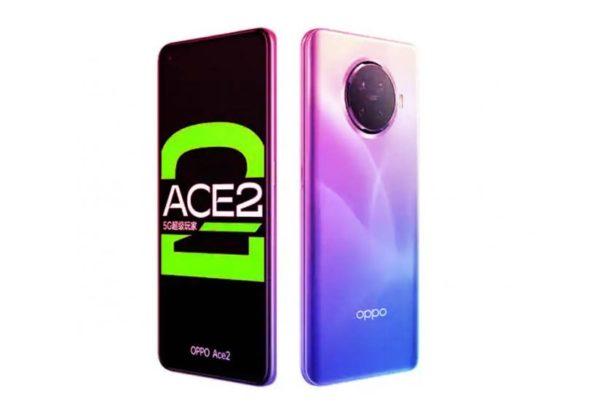 Oppo Ace 2 5G Render