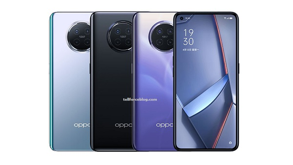 Oppo Ace2 In Colours