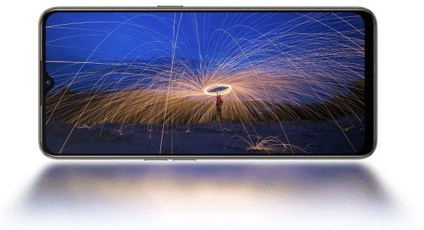 Oppo Find X2 Lite Display