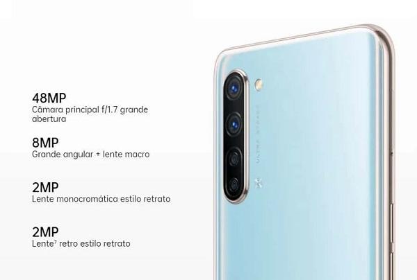 Oppo Find X2 Lite Rear Camera
