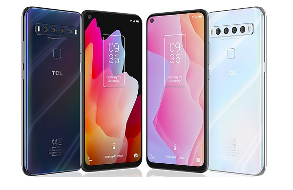 TCL 10L In Colours