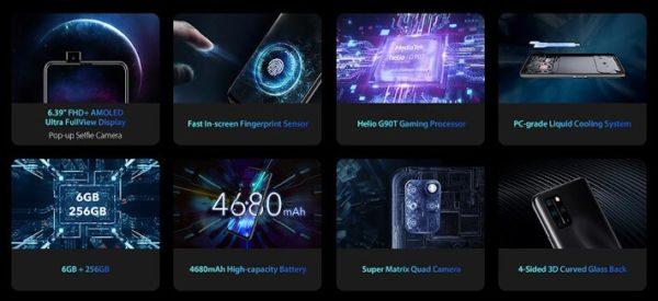 UMIDIGI S5 Pro Specs