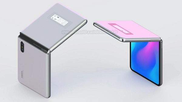 Xiaomi Working On A Clamshell Foldable Smartphone