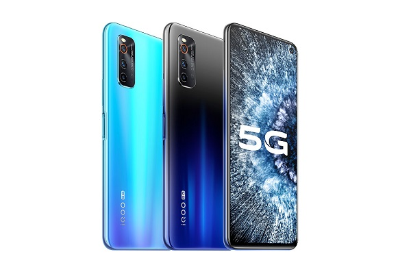 vivo iQOO Neo3 5G In Colors