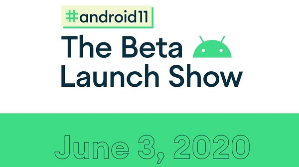Android 11 Launch On June 3
