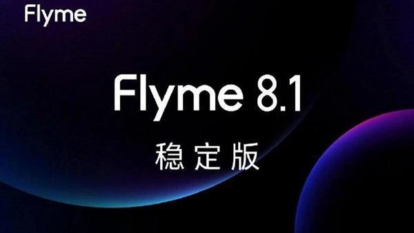 Flyme 8.1