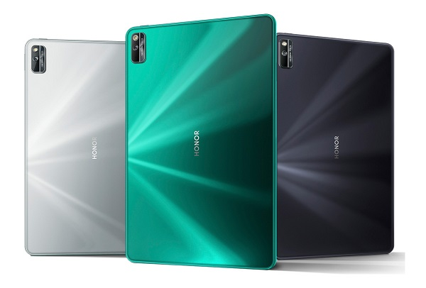 Honor V6 Tablet In Colors