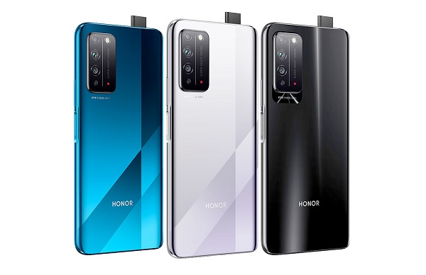 Honor X10 5G In Colors