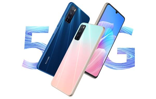 Huawei Enjoy Z 5G Colors
