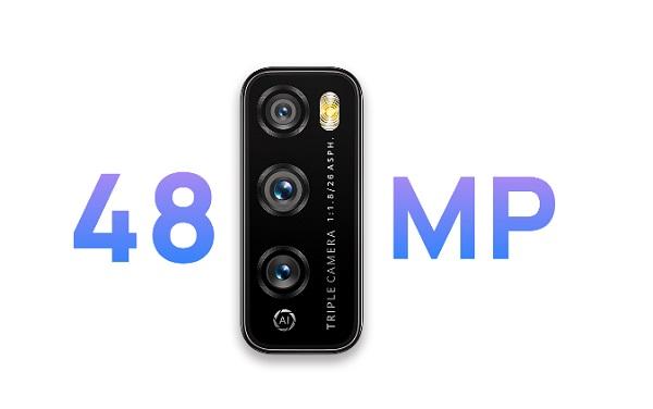 Huawei Enjoy Z 5G Rear Camera Specs